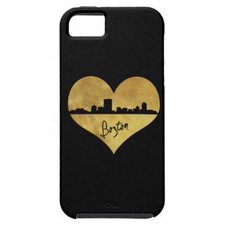 Boston Skyline Case For The iPhone 5