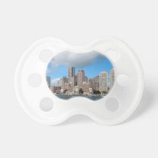 Boston Skyline Pacifier