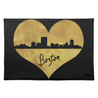 Boston Skyline Placemat