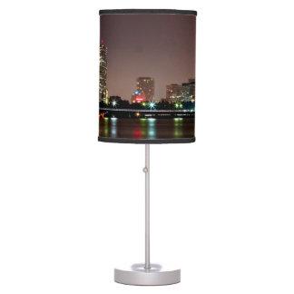 Boston Skyline Table Lamp