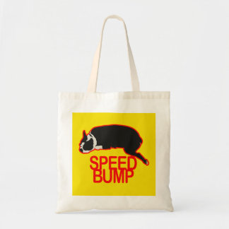 Boston Speed Bump Tote