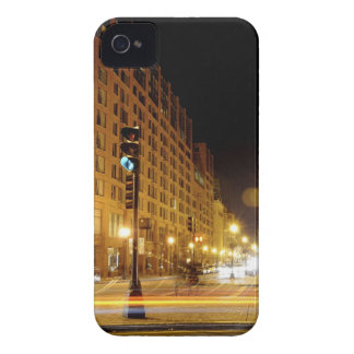 Boston Street Lamp iPhone 4 Case-Mate Case