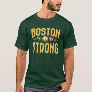 Boston Strong 617 Billiards T-Shirt