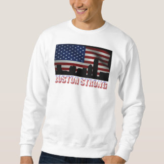 Boston Strong Basic Sweatshirt