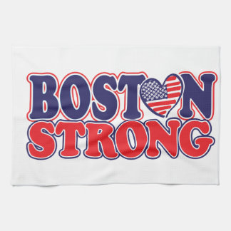 Boston Strong Kitchen Towel