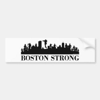 Boston Strong Pride Bumper Stickers