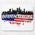 Boston Strong Run Mouse Pads