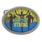 Boston Strong Spirit Oval Belt Buckle