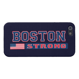 BOSTON STRONG U.S. Flag iPhone 5 Case