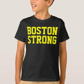 Boston Strong Yellow Black T-Shirt
