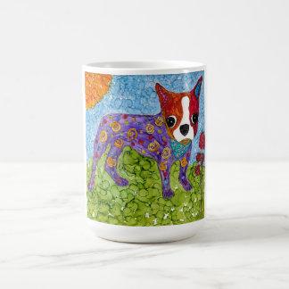 Boston Terrier 15 oz Mug (You can Customize)
