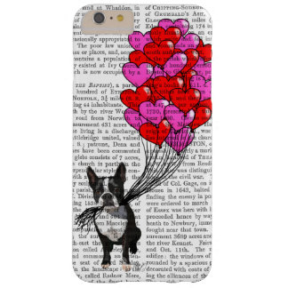 Boston Terrier And Balloons Barely There iPhone 6 Plus Case