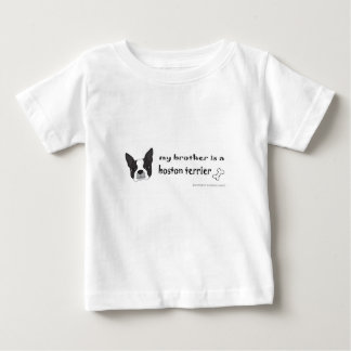 boston terrier baby T-Shirt