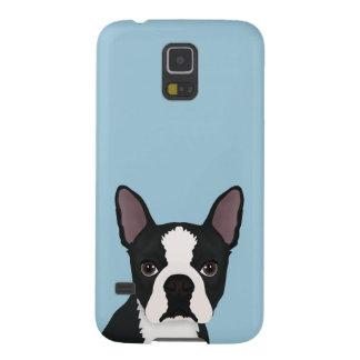 boston terrier cartoon galaxy s5 case
