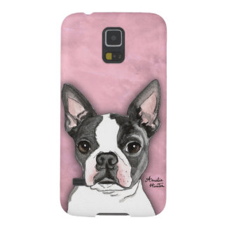 Boston Terrier Case For Galaxy S5