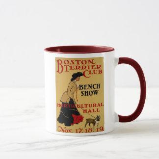 Boston Terrier Club Mug