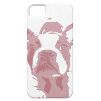 Boston Terrier Design iPhone 5 Case For The iPhone 5