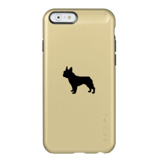 boston terrier dog case gold iphone case