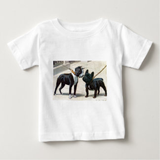 Boston Terrier  & French Bulldog T-shirts