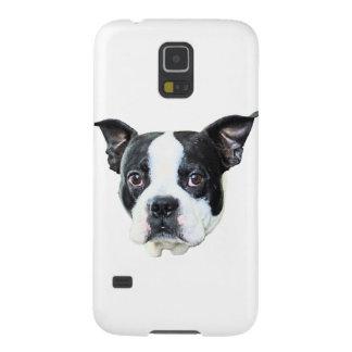 Boston terrier galaxy s5 cover