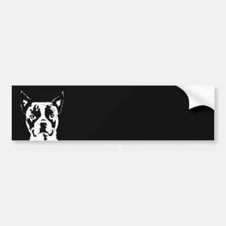 Boston Terrier Gifts - Bumper Sticker