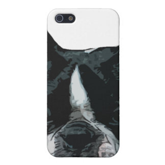 Boston Terrier head case iPhone 5/5S Cover