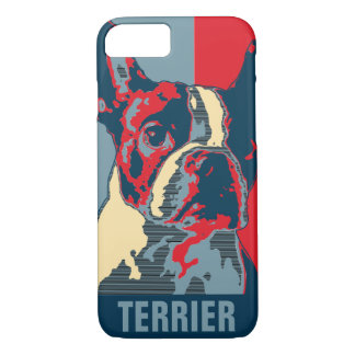 Boston Terrier Hope Inspired iPhone 7 Case
