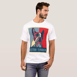 Boston Terrier Hope Inspired T-Shirt
