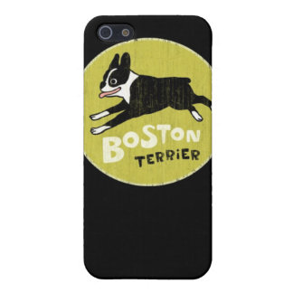 Boston Terrier iPhone 5 Case