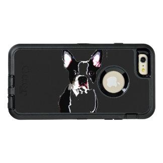 Boston Terrier OtterBox iPhone 6/6s Plus Case