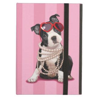 Boston Terrier Puppy iPad Air Cover