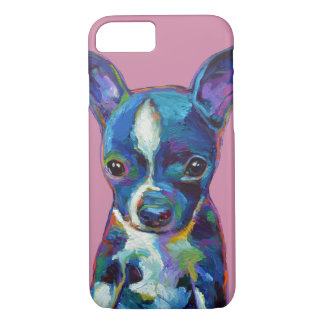 Boston Terrier Puppy iPhone 7 Case