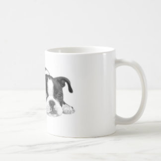Boston Terrier Puppy Mug