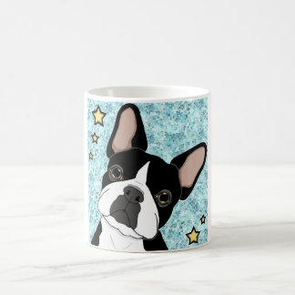 Boston Terrier Smug Mug