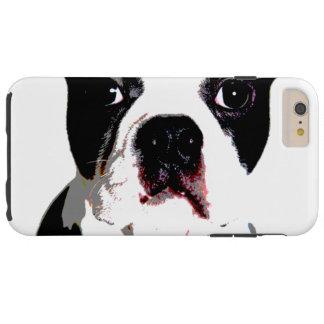 Boston Terrier Tough iPhone 6 Plus Case