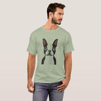 Boston Terrier Tshirt Men's