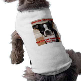 Boston Terriers Shirt