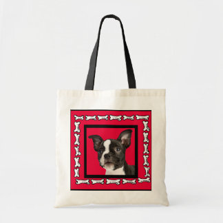 BOSTON TERRIOR TOTE BQAG