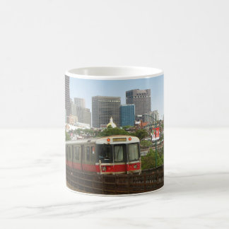 Boston Train Coffee Mug