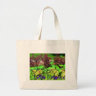 Boston USA America  Green Nature Photography Jumbo Tote Bag