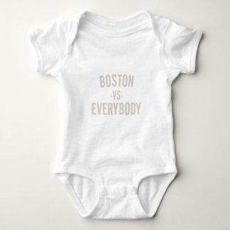 Boston Vs Everybody Baby Bodysuit