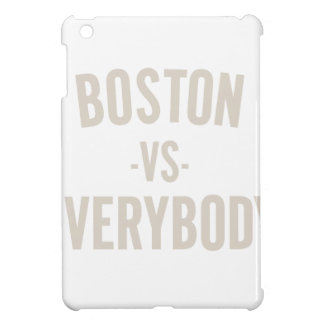 Boston Vs Everybody Cover For The iPad Mini