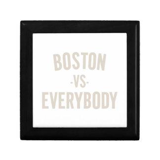 Boston Vs Everybody Gift Box