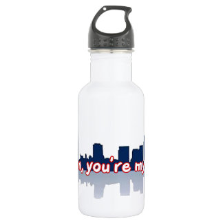 Boston You're My Home 532 Ml Water Bottle