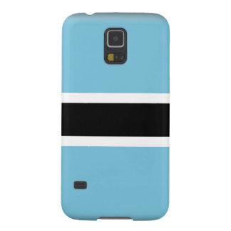 Bostwana Flag Galaxy S5 Covers