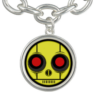 Bot Face Bracelet