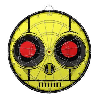 Bot Face Dartboard