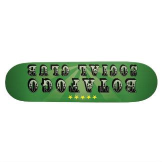 Botafogo Social Club Old School Deck Skateboards