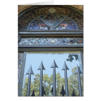 Botanic Garden, St. Louis, MO Card