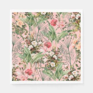 Botanic Paper Napkin